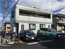 【一棟売中古アパート】神奈川県大和市下鶴間 画像1